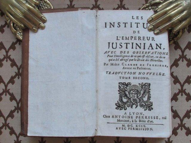 К проблеме взаимоотношений Церкви и государства в новеллах императора Юстиниана