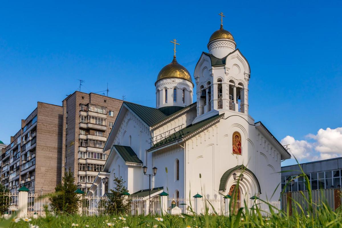 Долгожданный архипастырский визит в Красноярск