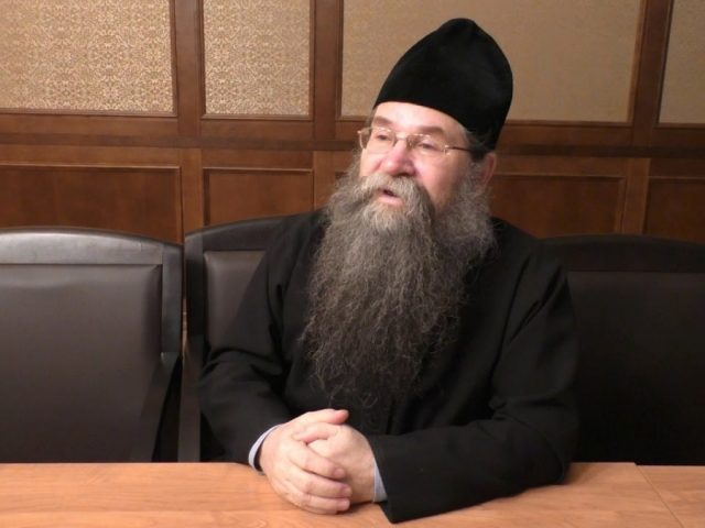 Протоиерей Валерий Шабашов
