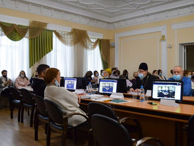 Научный семинар в Барнауле