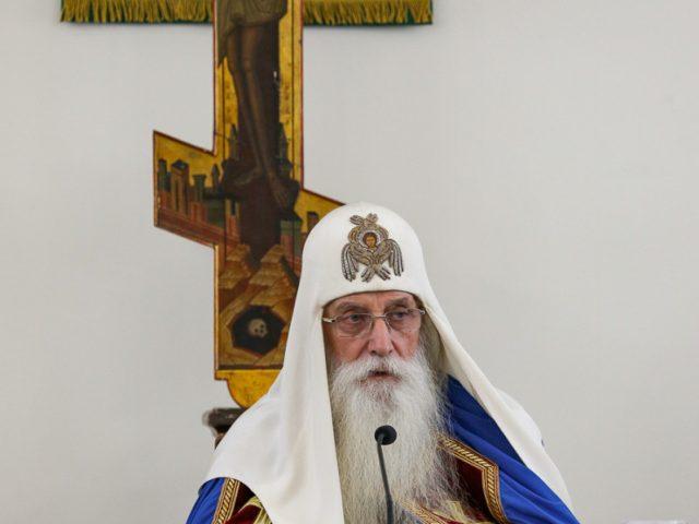 Доклад митрополита Корнилия Архиерейскому Собору - 2020