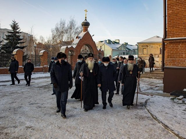 В Казани открылся Музей истории старообрядчества