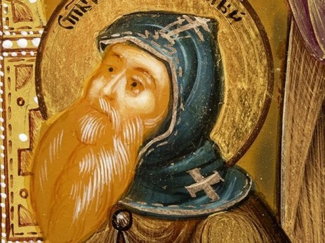 Инок-историк: преподобный Иона Керженский