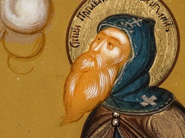 Игумен-исповедник: преподобный Досифей Чирский