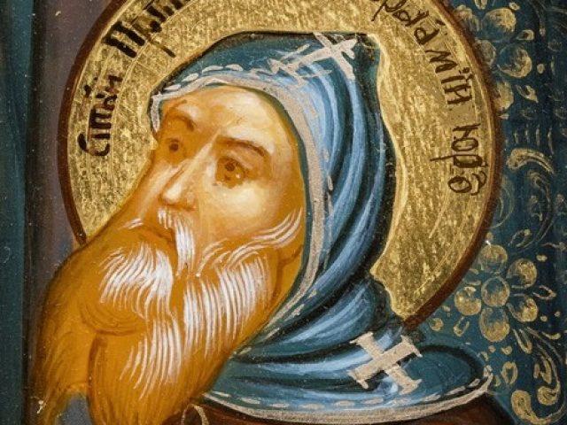 Инок-страдалец: преподобномученик Авраамий, Христа ради уродивый