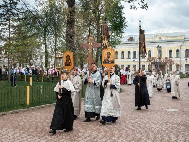 Вниманию гостей праздника свв. жен-мироносиц