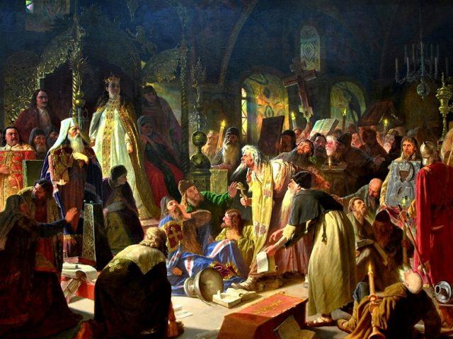 Победитель великого спора: протопоп-священномученик Никита Суздальский