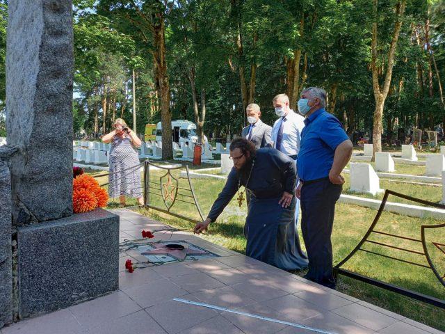 Старообрядцы Клинцов почтили скорбную дату начала Великой Отечественной войны