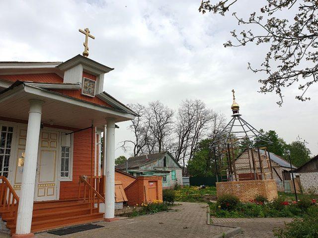 При храме в Клинцах возведут колокольню