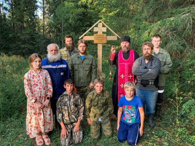 Память о святом месте сохраняют на Урале