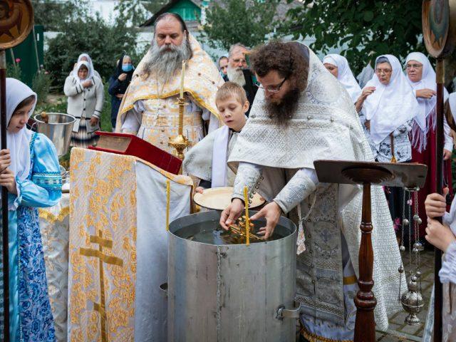 Престольный праздник в Клинцах