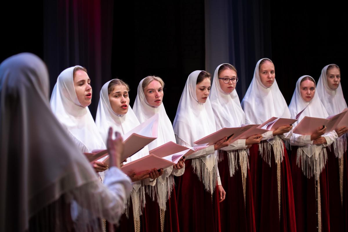 «Распевы Святой Руси» в Ярославле