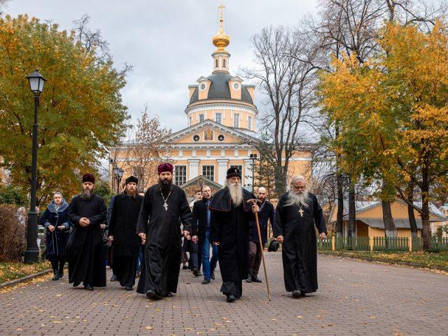 Торжества по случаю 250-летия Рогожского