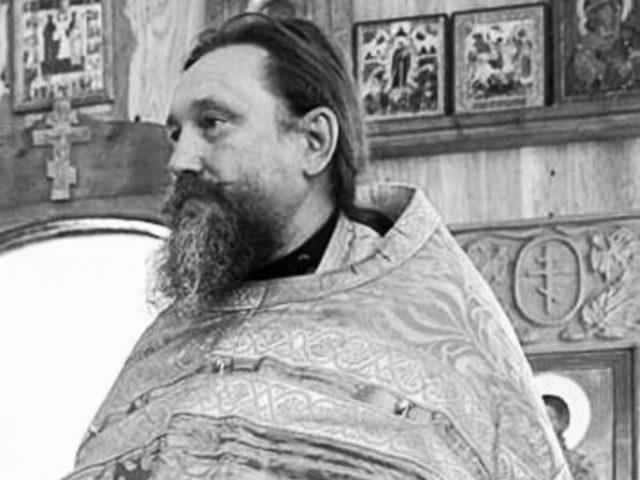 Упокоился иерей Александр Чукаленко