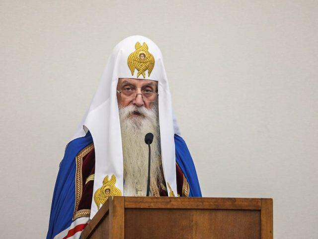 Доклад митрополита Корнилия Освященному Собору 2021 года