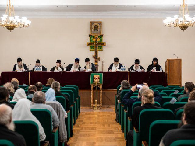 Освященный Собор подвел итоги работы