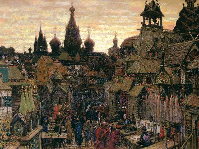 Cтарообрядчество в Москве 17-18 века