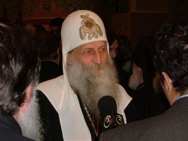 Пребывание митрополита Андриана в Перми