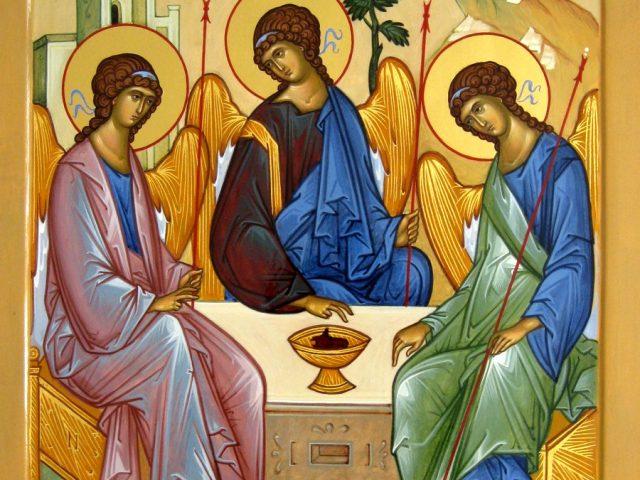 Проповедь в Неделю пятьдесятную, в День Святыя Троицы