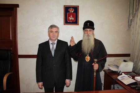 Архипастырская поездка по Уральской епархии