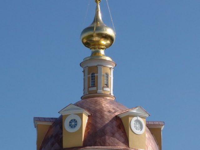 Реставрация Покровского кафедрального собора Рогожской слободы