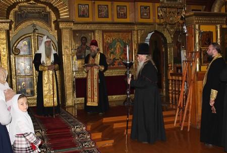 Митрополит Корнилий примет участие в праздновании 10-летия освящения храма Рожества Пресвятыя Богородицы в Новосибирске