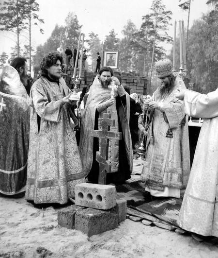 Десятилетие освящения кафедрального собора в Новосибирске