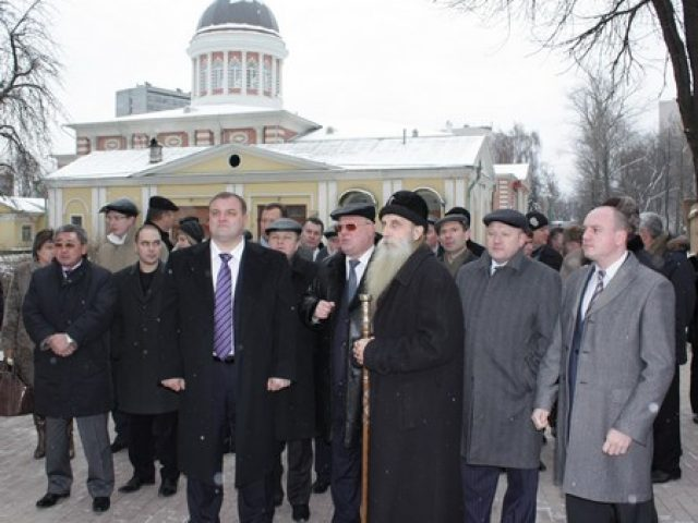 Заместитель Мэра Москвы Сергей Байдаков провел в Рогожской слободе совещание