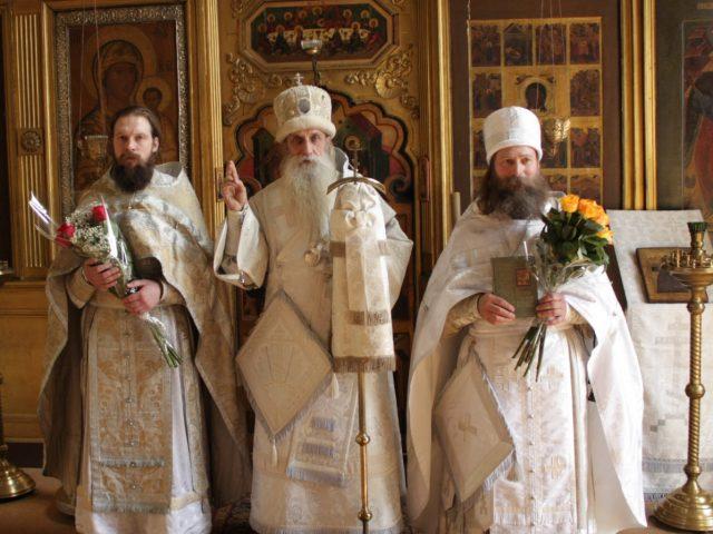 Хиротония в Покровском кафедральном соборе