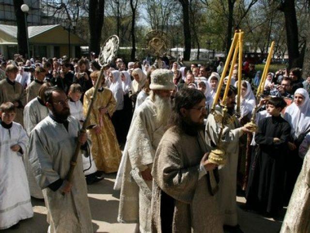 Празднование недели святых жен-мироносиц