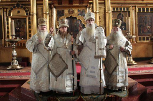 Епископская хиротония