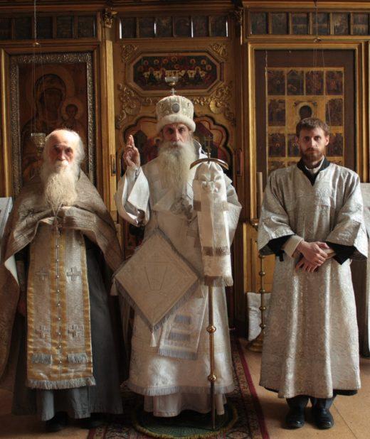 Рукоположение чтеца к приходу города Боровска