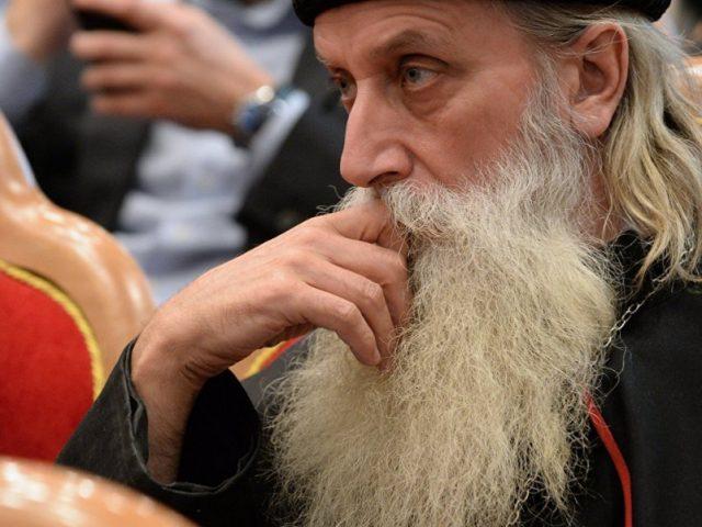 Выступление митрополита Корнилия на Всемирном Русском народном Соборе 2006