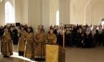 Архиерейское богослужение на праздник Рожества Христова