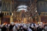 Архиерейское богослужение на праздник Крещения Господня