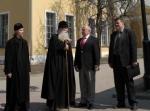 Знакомство с Рогожским духовным центром