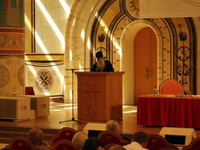 Речь митрополита Корнилия на Всемирном Русском Народном Соборе 2011