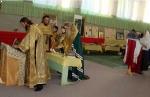 Архипастырское посещение села Рытово