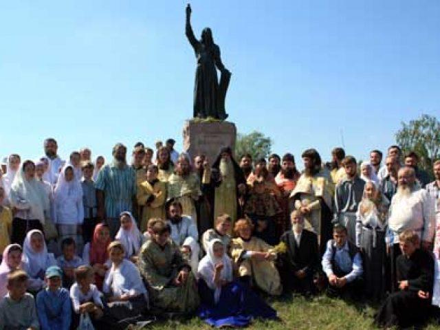 В Нижегородской и Владимирской епархии прошел крестный ход на родину свщмч. Аввакума