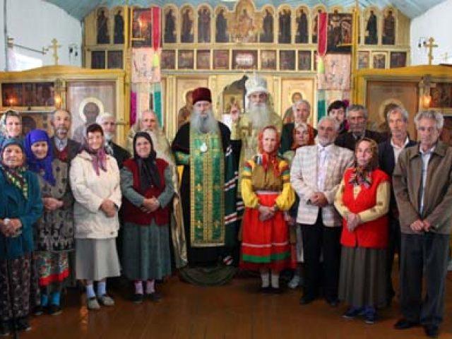Архипастырская поездка в Донскую и Кавказскую епархию