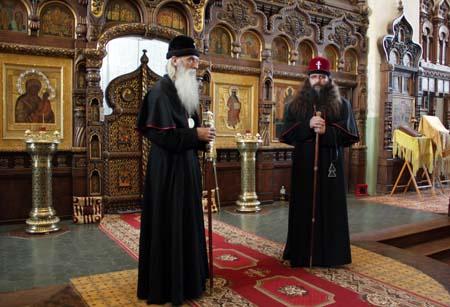 Совместное архиерейское совещание двух митрополий в Белой Кринице