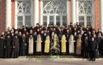 Заключительный день работы Освященного Собора