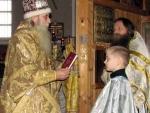 Архиерейская литургия в г. Бор