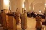 Праздничные богослужения на Рогожском