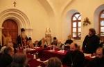 Второй день заседаний Совета Митрополии