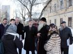 Руководитель департамента культурного наследия столицы Александр Кибовский с рабочим визитом посетил Рогожское