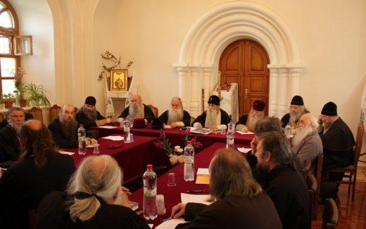 На Рогожском завершил работу Совет Митрополии