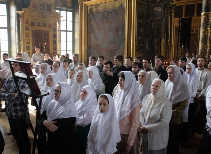 Старообрядческие хоровые коллективы: общество сохранения, развития и популяризации знаменного пения «Фита