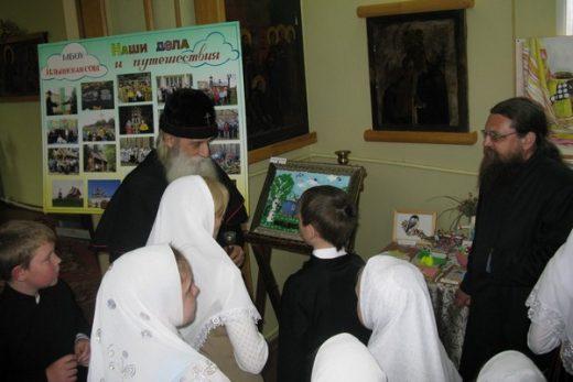 Фестиваль «Гуслицкие пасхальные встречи» состоялся в п. Шувое Московской епархии