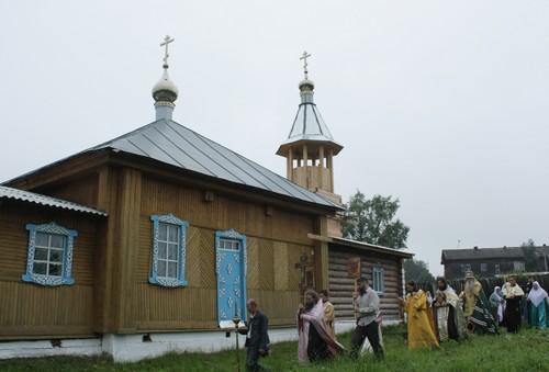 Посещение Уральской епархии